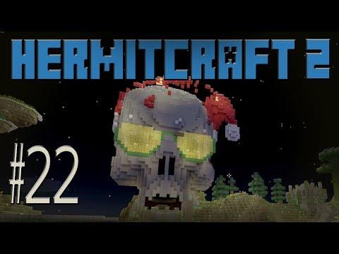 Fire!!!  Minecraft Hermitcraft #22