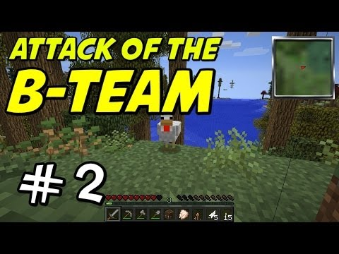 Minecraft | Attack of the B-Team | E02