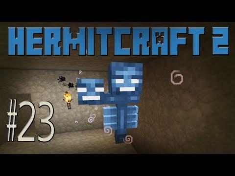 Laziest Wither Fight Ever!  Minecraft Hermitcraft #23