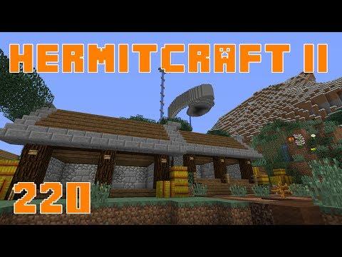 Hermitcraft II 220 Finishing Projects