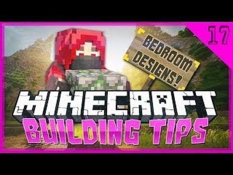 Minecraft Building Tips: Bedroom Building tips & tricks