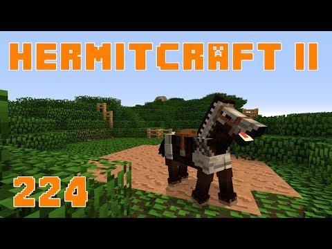 Hermitcraft II 224 Bridging Gaps