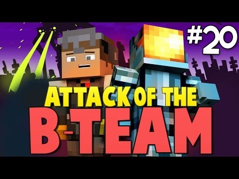 Minecraft: CRUSH THE NIGHTMARES! - Attack of the B-Team Modpack Ep.20