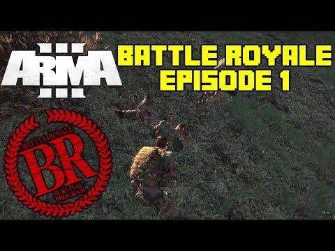 Arma 3 - Battle Royale - Episode 1