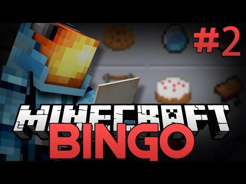Minecraft: THE HUNT CONTINUES! - Bingo Minigame (Part 2)