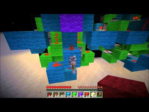 Tic-Tac-Toe Lava Piston Displays
