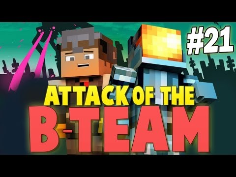 Minecraft: WORLD'S BEST CONTEST! - Attack of the B-Team Modpack Ep.21