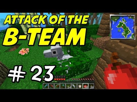 Minecraft | Attack of the B-Team | E23