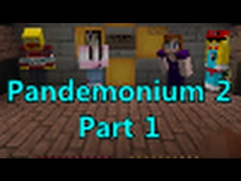 Minecraft Map - Pandemonium 2 - The Unknown - Part 1