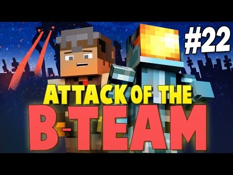 Minecraft: I'M BUTT NAKED!!! - Attack of the B-Team Modpack Ep.22