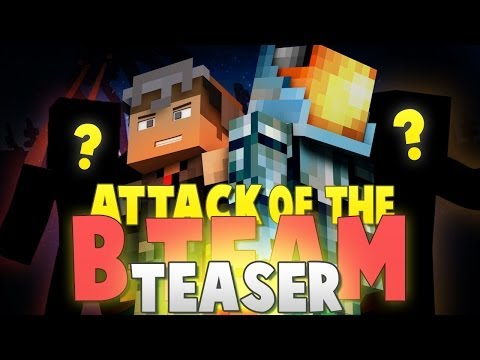 Minecraft Machinima TEASER: