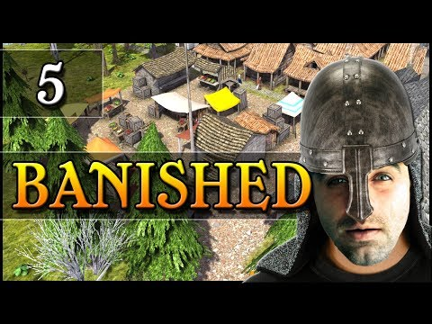Banished: Ep 5 - Death, Death & Death!