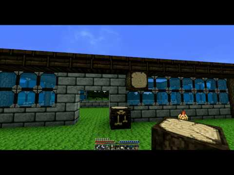 Minecraft Let's Play: Episode 162 - BlueHouse
