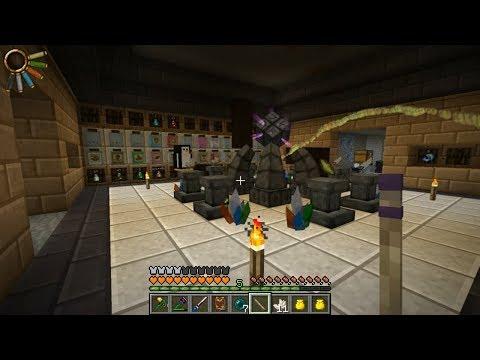 Minecraft MindCrack FTB S2 - Episode 24: Thaumic Tinkerer