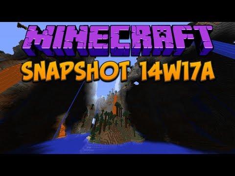 Minecraft 1.8: Snapshot 14w17a World Gen Customization (Epic)