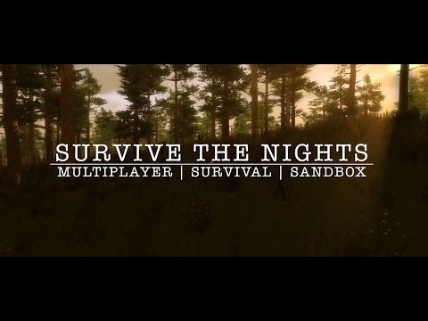 Survive the Nights - Pre-Alpha Concept Part 1 (mechanics | game features)