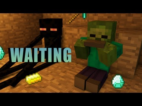 Waiting - Minecraft Animation