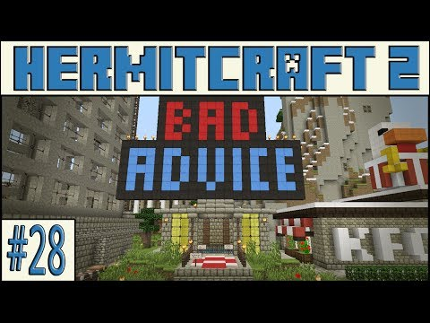 Bad Advice Shop! - Minecraft Hermitcraft #28