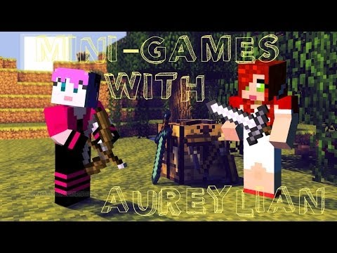 Minecraft Mini-Games with Aureylian