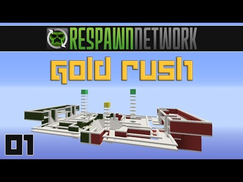 Respawn Network 01 New Gold Rush Maps
