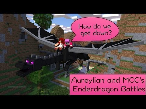 Minecraft Mini Games with Aureylian: Death Montage
