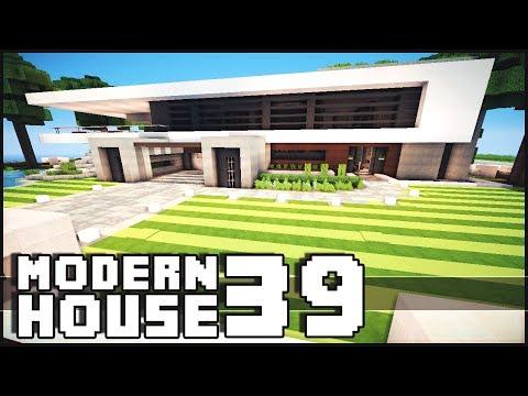 Minecraft Videos Blog Archive Minecraft Modern House 39