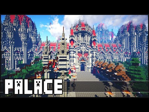 Minecraft - Epic & Mind-Blowing Palace!