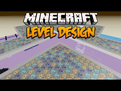 Minecraft: Level Design (Game Development)