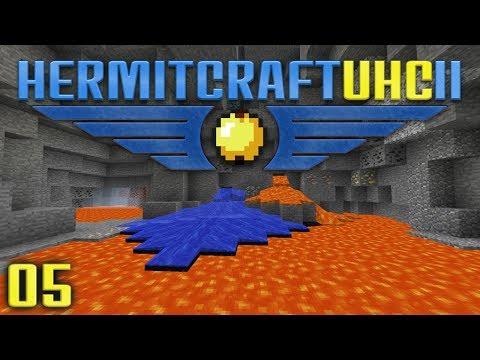 Hermitcraft UHC II 05 Progression