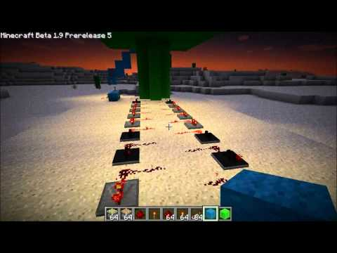Redstone Wars Episode 1: GenerikB Versus Roboticaust (Part 2)