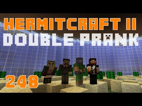 Hermitcraft II 248 Double Prank