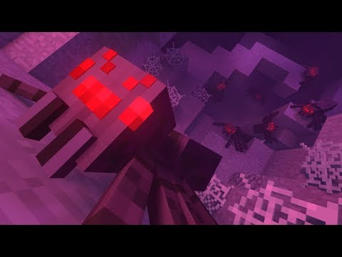 Spider Encounter - Minecraft Animation