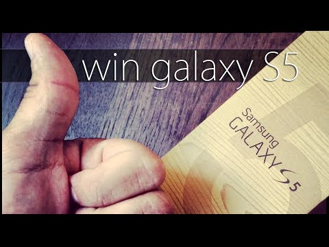 Samsung Competition - WIN SAMSUNG GALAXY S5
