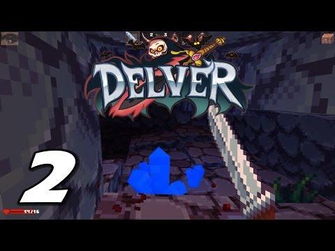 Delver Playthrough | Part 2 |