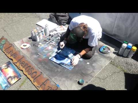 Aerosol Artist