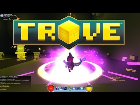 Trove | Fae Trickster and Recipe Dungeons!