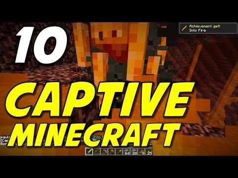 Captive Minecraft   E10  