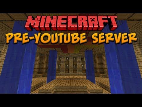 Minecraft: Pre-Youtube Server Tour