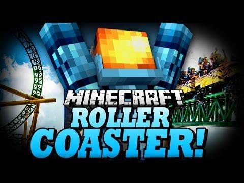 Minecraft Railbusters |