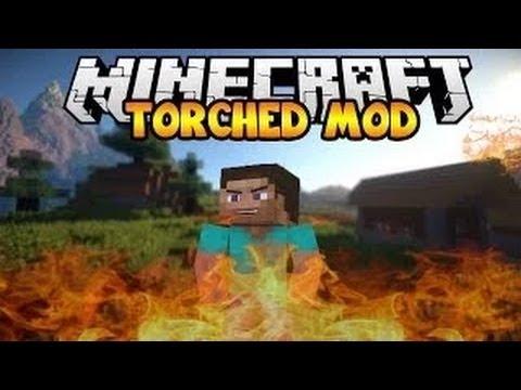 TORCH ROCKET LAUNCHER, TORCH GUN AND MORE! (Mod Showcase)