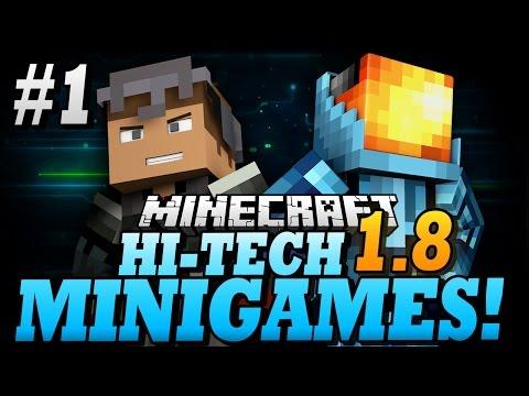 Minecraft 1.8 Minigame Battles #1 |
