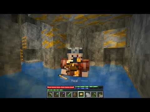 Minecraft TerraFirmaCraft #22: Out And Aboot
