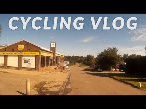 Cycling Vlog