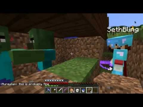 Etho MindCrack SMP - Episode 165: Season 5 Begins!