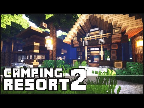 Minecraft - Amazing Camping Resort 2