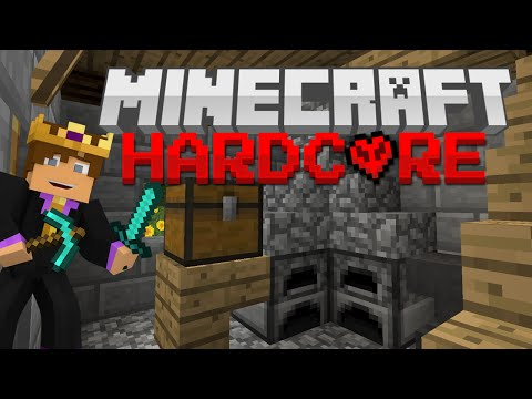 Hardcore Minecraft #4 - SELFISH ENCHANTER!