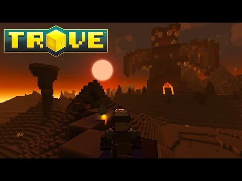 Trove Gameplay & Early Access Code Giveaway!