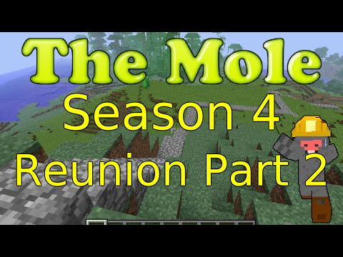 Minecraft - The Mole - Season 4 - Reunion Part 2