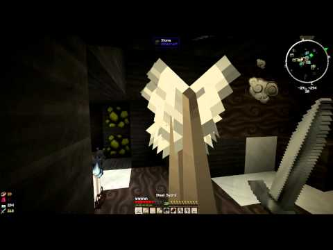 Minecraft FTB Let's Play: Episode 2 - So close...