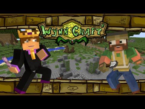 WynnCraft #5 - EASTWOOD! w/ PotatoOrgy [Minecraft MMORPG]